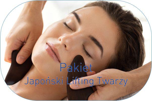 Pakiet – Japoński lifting twarzy